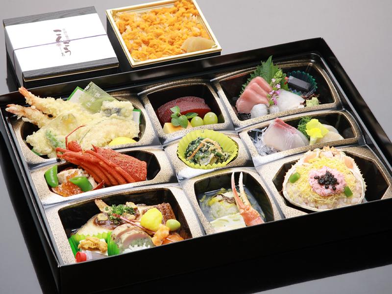 高級法要折詰 8,000円(税別)