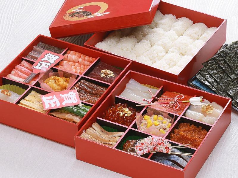 [きんき]贅沢手巻き寿司重