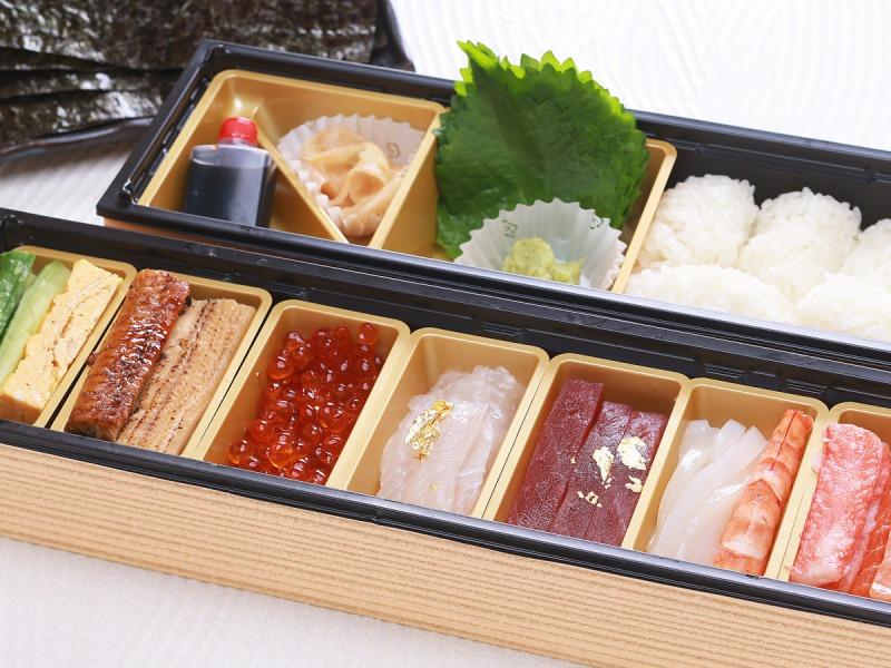 [きんき]贅沢手巻き寿司