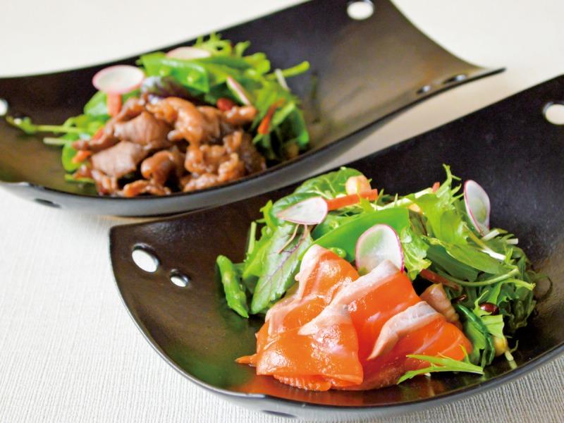 [丹念]彩り健康サラダ