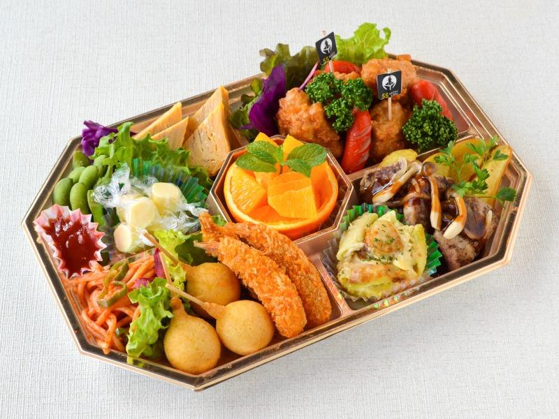 [55キッチン]キッズオードブル