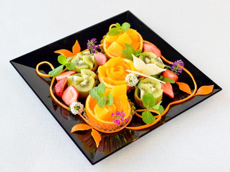 [55キッチン]フルーツ盛り合わせ