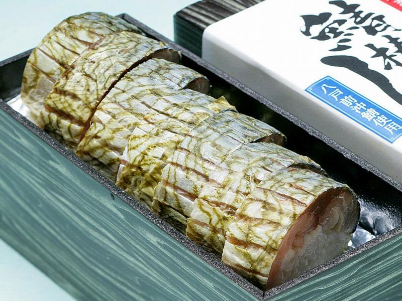 [きんき]鯖棒寿司