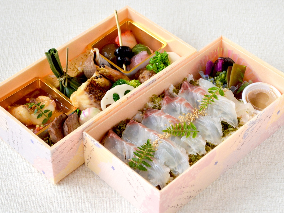 [丹念]鯛づくし春の膳【販売期間:5月9日まで】
