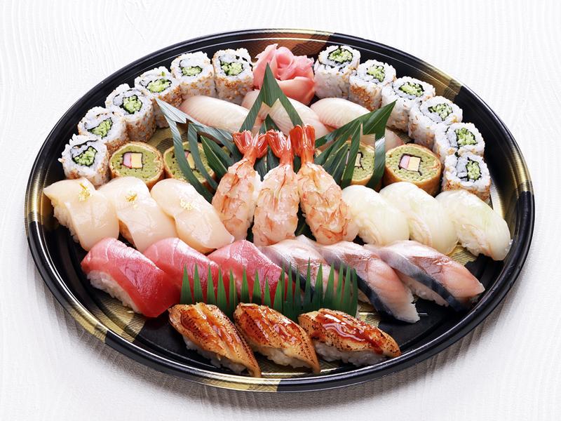 [仕出し懐石こんごう]パーティー寿司