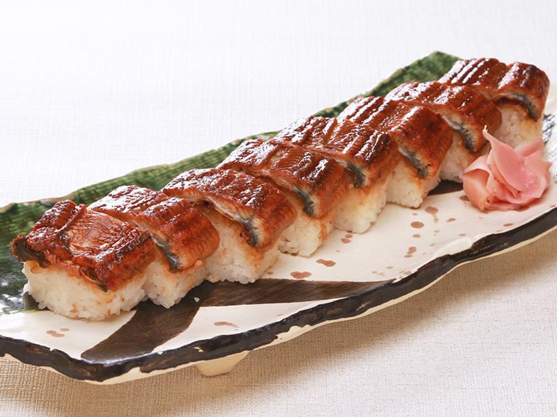 [割烹金剛]うなぎ棒寿司【ご提供期間:2021年8月31日まで】
